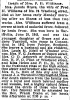 Hartford Obituaries - 8 Mar 1899